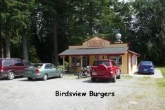 Birdsview Burgers